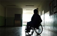Fear of hostility keeping many disabled people from going out, poll reveals 19