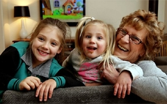 Scots kinship carers project gained £1m in support 1
