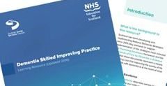 New assessor guidance for Dementia Skilled resource - Scottish Social Services Council 9