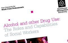 New resource to support substance misuse social workers 9