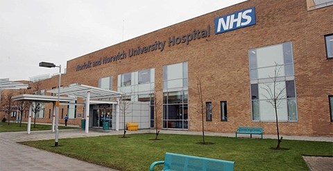 Hospital where patients were left waiting on trolleys told it must improve 10