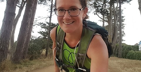 Woman to run 1,500 miles from Shetland to Penzance in hospice fundraiser 8