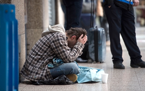 Lack of fixed postal address sees homeless being denied access to public services 5