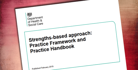 Resource: Strengths-based approach - Practice Framework and Handbook (SCIE) 4