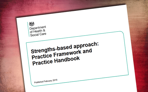 Resource: Strengths-based approach - Practice Framework and Handbook (SCIE) 9