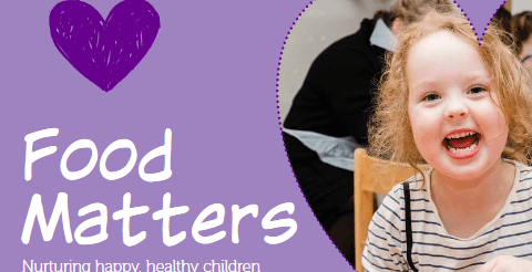 Resource: Food Matters - Good practice guide for nurseries and other childcare settings 10