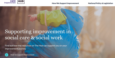 Webwatch: Inspectorate give Hub website refresh with range of new practice resources 8