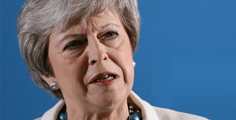May urges MPs seize 'once in generation' chance to pass domestic abuse laws 6