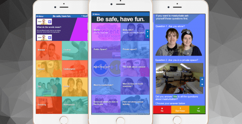Webwatch: New app to inform young with learning difficulties on sexual health and consent 1