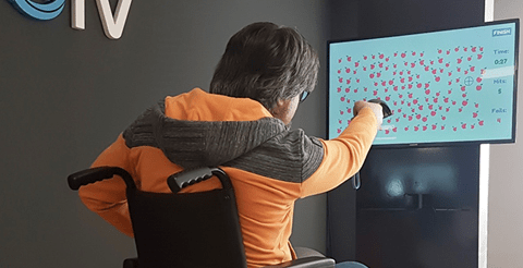 Webwatch: Videogame technology used to pioneer virtual reality rehab for stroke survivors 1
