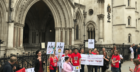 High Court hears of 'genuine crisis' in special educational needs funding 8