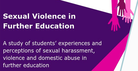 Report: Sexual Violence in Further Education - Nation Union of Students 4