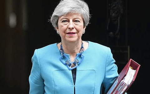 Theresa May announces overhaul of sick pay and housing for disabled people 9