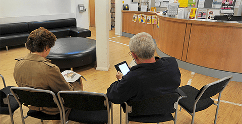 Average wait for GP appointment breaches two-week mark for first time 1
