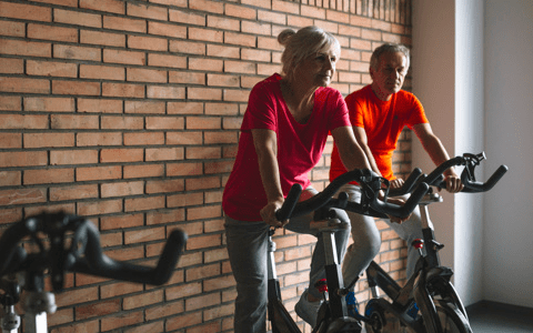Study of a million elderly suggests more exercise to cut heart attack and stroke risk 1