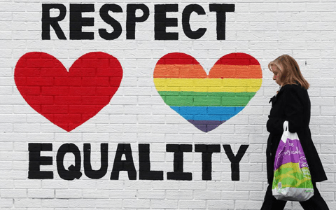 Same-sex marriage in Northern Ireland a step closer after commons vote 10