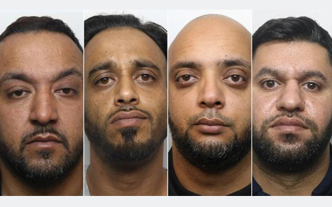 Judge slams 'ineffectual' authorities as he jails five men for Rotherham sexual abuse 1