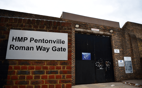 Government blamed amid 'alarming' rise in violence at Pentonville prison 1