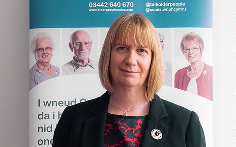 Welsh Labour forced to pull election advertisement over use of 'fake nurse' 10