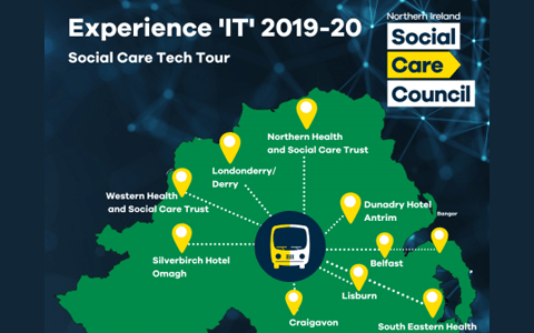 NI workshop tour aims to showcase how technology can support adult care workforce 6