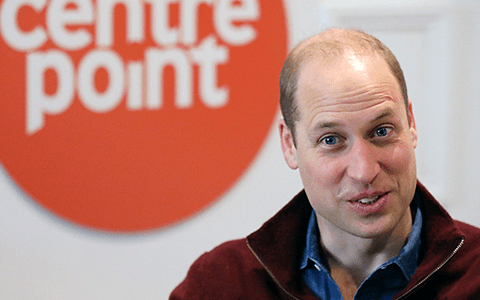 Duke of Cambridge meets apprentices on 50th anniversary of youth homeless charity 4