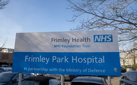 Planned strikes by Frimley hospital workers called off after last-minute talks 2