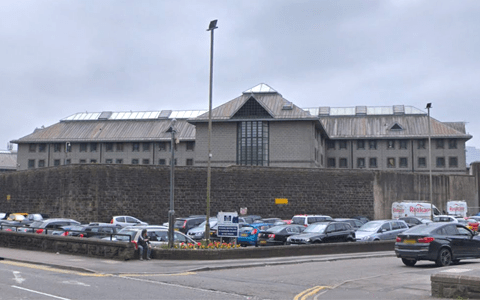 Re-offending exacerbated with 47% of HMP Cardiff inmates homeless on release 9