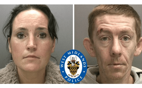 'Callous' couple jailed for murdering vulnerable homeless woman and claiming her benefits 9