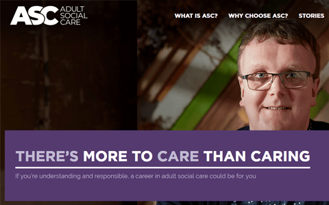 New national campaign aims to boost adult social care workforce in Scotland 6