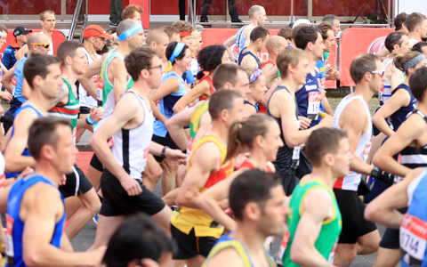 First-time marathon runners 'can reverse vascular ageing' by almost 4 years, study 2