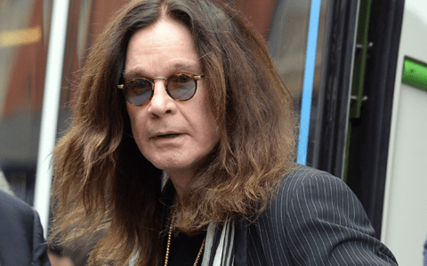 Ozzy Osbourne reveals Parkinson's diagnosis on Good Morning America 6