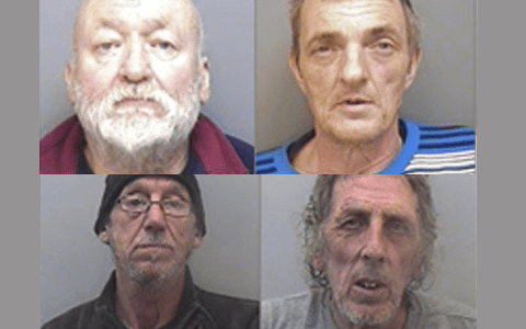 Four men jailed for smuggling 29 Vietnamese people into Britain on 42ft yacht 1