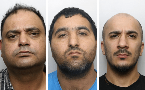 Six jailed over 'insidious and persistent' sexual exploitation of young girls in Huddersfield 6