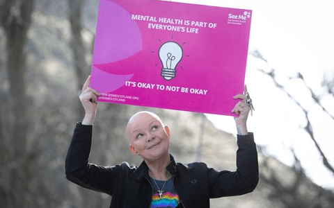 More than half of people suffering mental ill health face stigma or discrimination, study finds 8