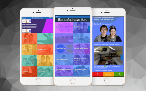 Webwatch: New app to inform young with learning difficulties on sexual health and consent