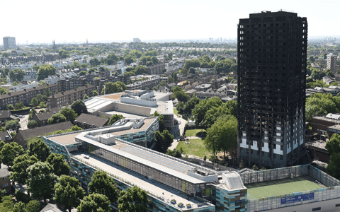 Decision to delay Grenfell Tower inquiry report 'disgraceful', says families group