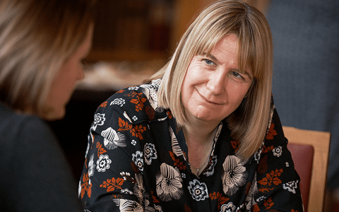 New resources hub encourages older people in Wales to 'Ask About Advocacy'