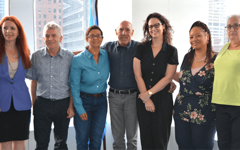 Research sees 9/11 survivors help social work students in their understanding of trauma