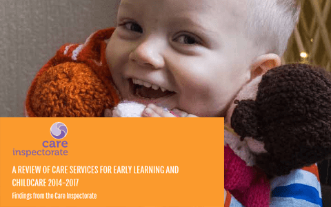 Report: Review of care services for early learning and childcare 2014-2017 (Scotland)