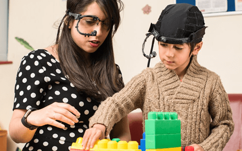 'ToddlerLab' aims to transform understanding of autism and developmental disorders