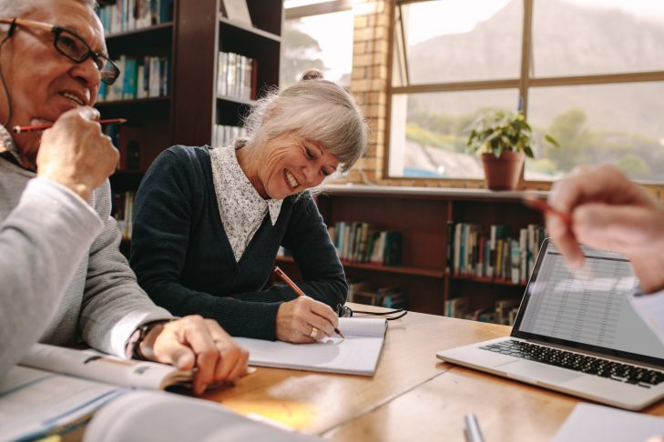 Potential Benefits Of Learning in The Elderly?