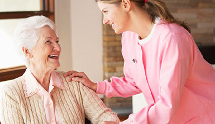 Hire a caregiver for Elderly Parents in todays world