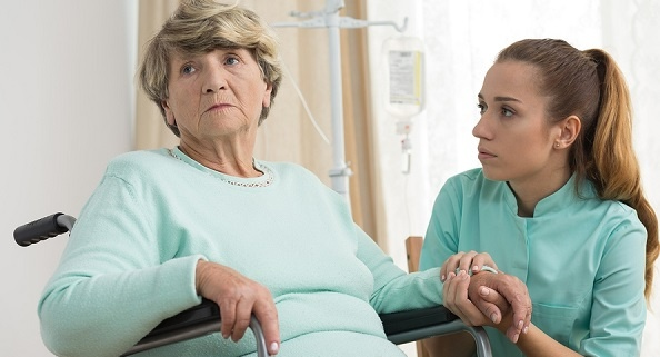 Dealing with Dementia Behavior Such As Aggressiveness