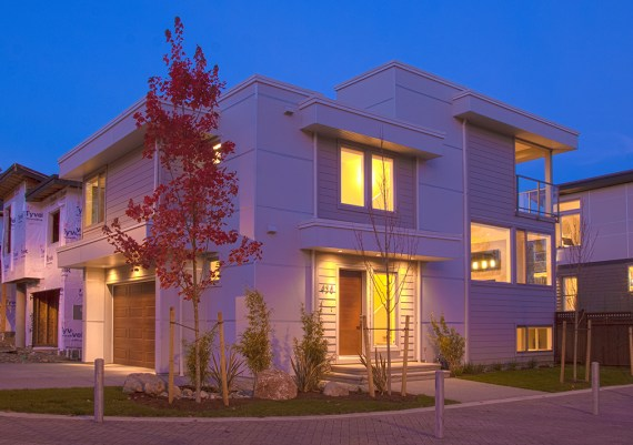 West Coast Contemporary Homes - Parkside @ Royal Bay Lot 11