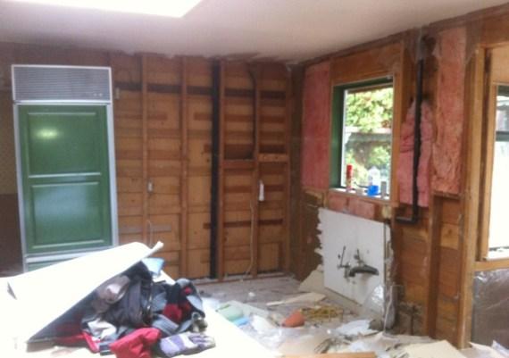 Silver - MAC Renovations Ltd. - Arbutus Lodge - Before