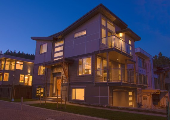 West Coast Contemporary Homes - Parkside @ Royal Bay Lot 10