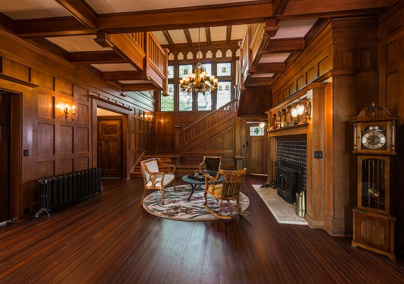 Silver - Abstract Developments, Zebra Design and Hobson Woodworks - Biggerstaff Wilson House