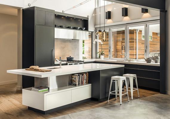 Silver - Jenny Martin Design and Jason Good Custom Cabinets - Edge