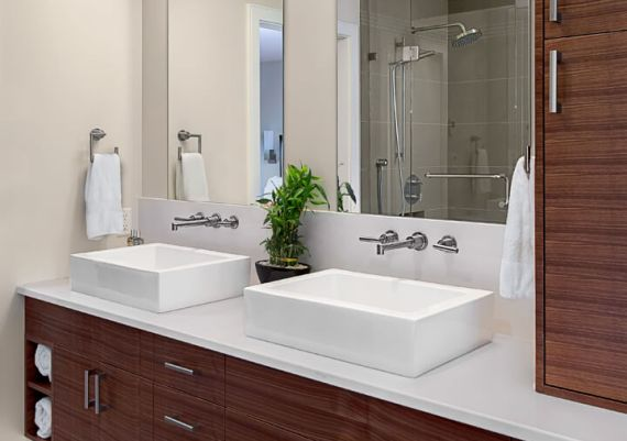 Silver - Jenny Martin Design, Maximilian Huxley Construction and South Shore Cabinetry - Oro - After