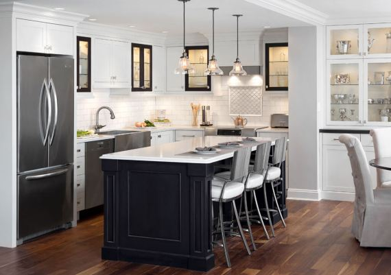 Silver - Jenny Martin Design and South Shore Cabinetry - Tradewinds - After